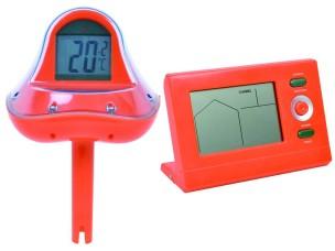 Termometro Digitale con Base Ricevente JL290492N JILONG