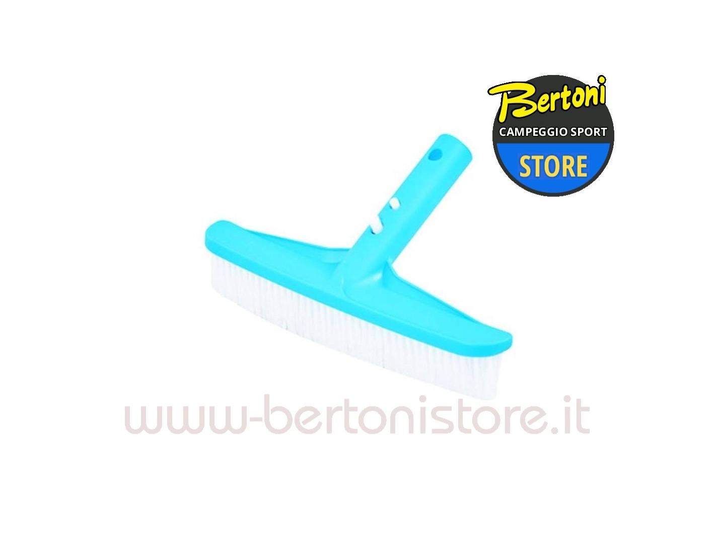 Accessori piscine piscine store online spazzola pulizia for Piscine online