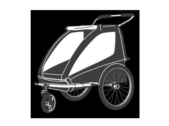 Carrelli Bici- Accessori Bici