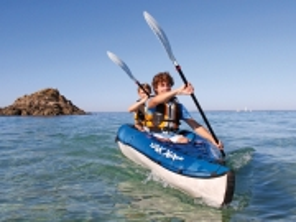 Canoe e Kayak Gonfiabili