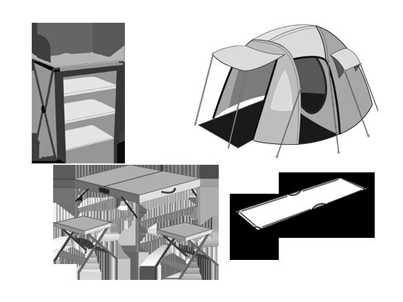 Accessori da Campeggio