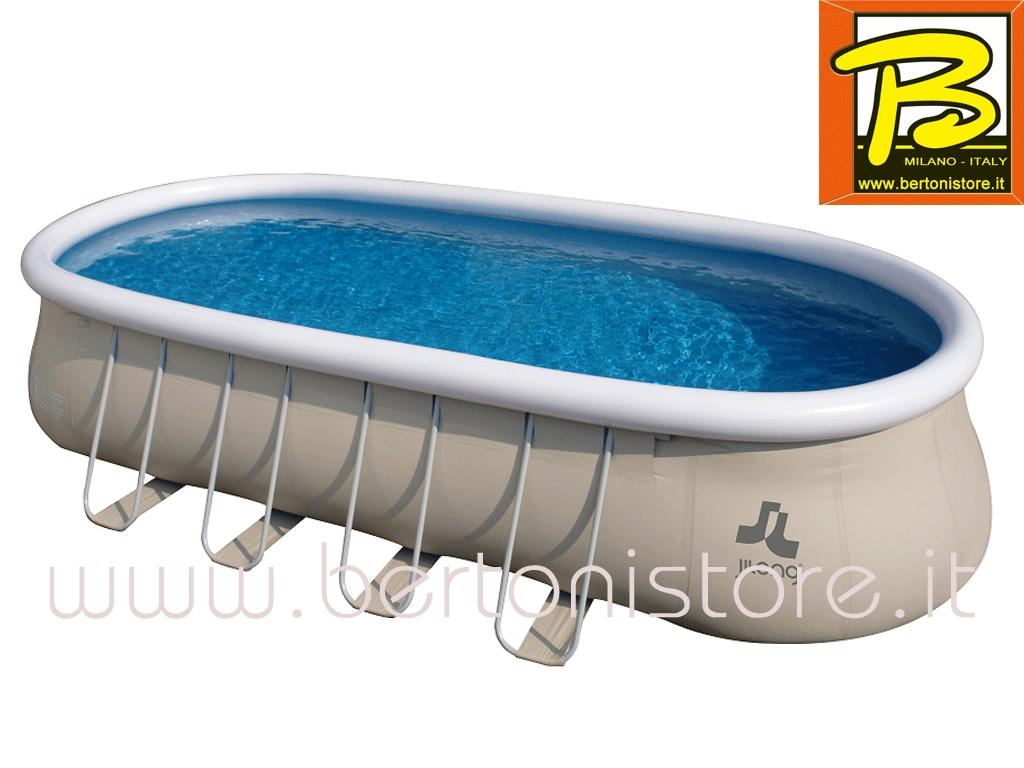 Piscine fuori terra come scegliere il modello pi adatto alle proprie esigenze bertoni store - Riparazione telo piscina ...